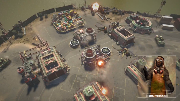Command & Conquer E3 trailer shows all the tanks; puts emphasis on generals