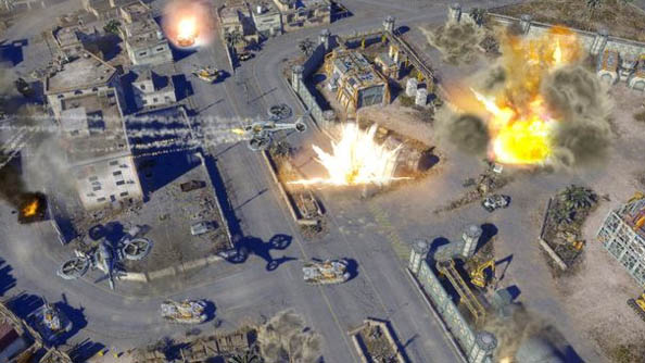 Command & Conquer Generals 2 won't launch with single player