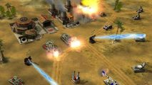Command & Conquer: Generals, in its prime.