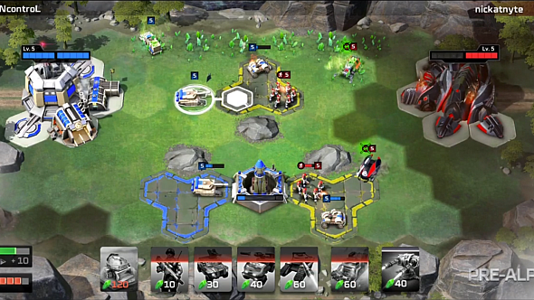 Command and Conquer mobile