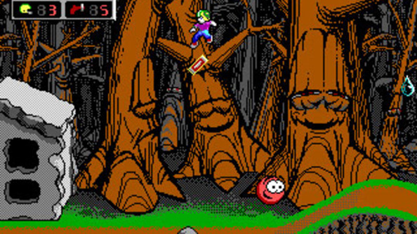 Tom Hall is Kickstarting a spiritual successor to Commander Keen, and something else
