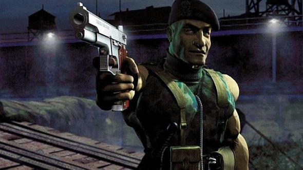Commandos green beret