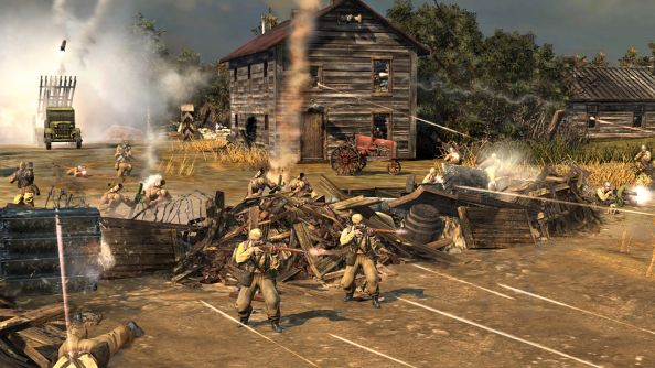 Green Man Gaming want to give you Football Manager and Company of Heroes 2 for cheap and then pay you to play them