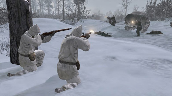 Sega sue THQ's remains over Company of Heroes 2 Steam pre-orders