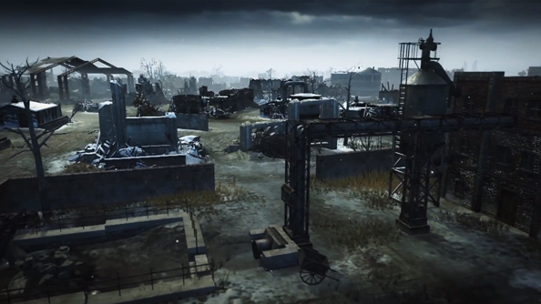 Company of Heroes 2 Turning point update adds level editor and new maps
