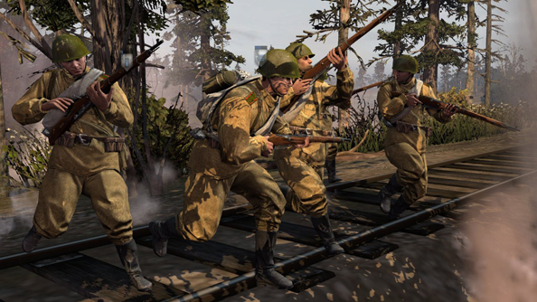 Company of Heroes 2 map editor due soon, new maps plotted
