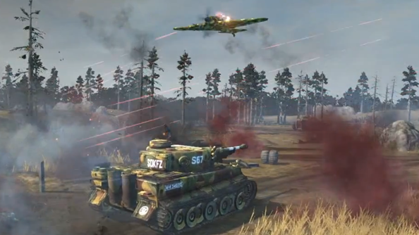 Company of Heroes 2 preloads have begun; 3.8GBs of singleplayer await