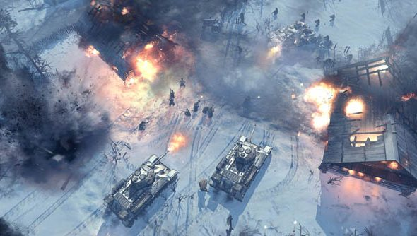 Company Of Heroes 2 Collector S Edition Details Revealed Pcgamesn
