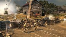 Company of Heroes: cheap, but never cheapened.