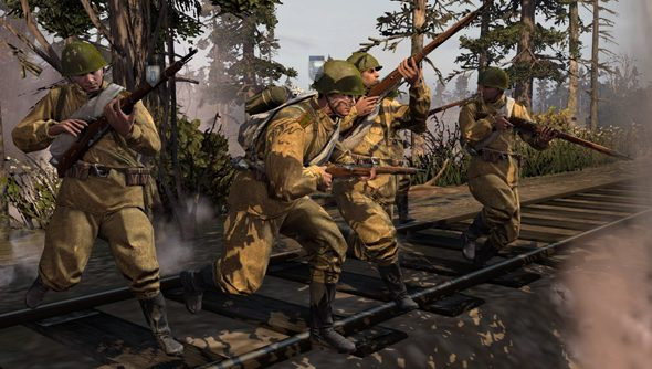 Company Of Heroes 2 Map Editor Due Soon New Maps Plotted Pcgamesn