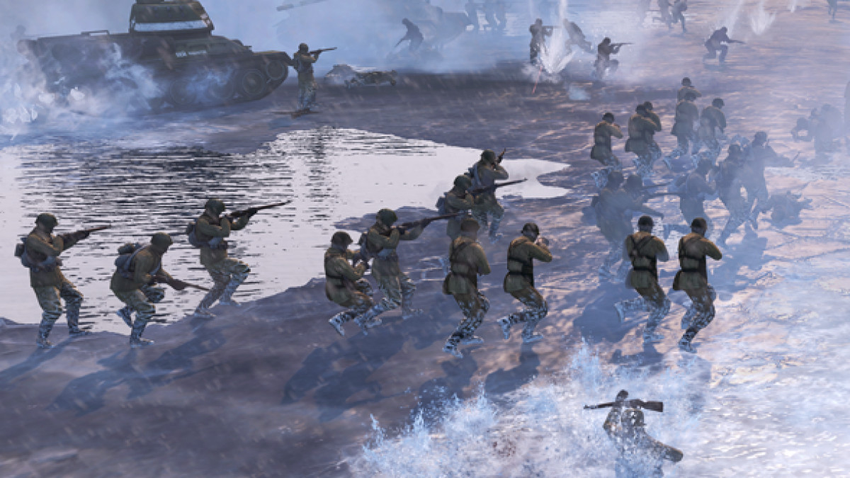 Company Of Heroes 2 Theater Of War Gets New Campaign And Two New