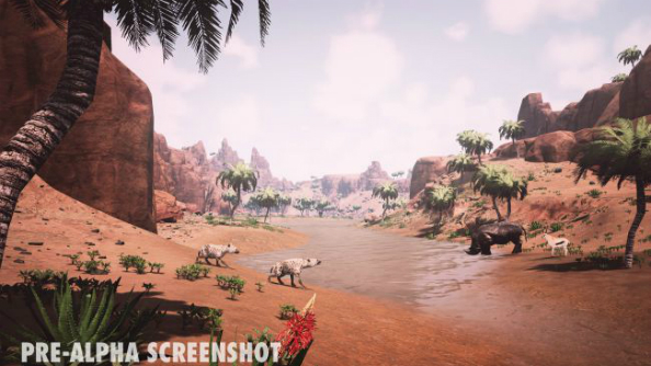 Conan Exiles shows off snakes and ladders in fort-building gameplay preview
