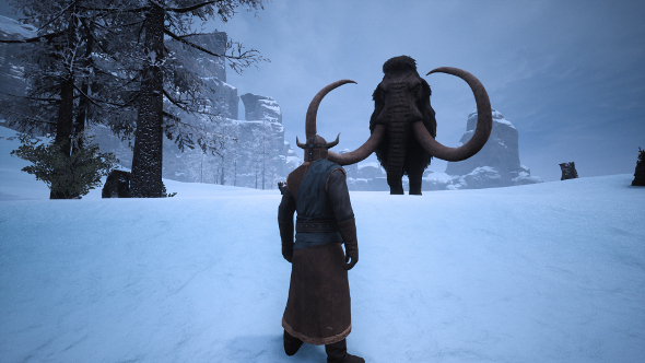 Conan Exiles' The Frozen North expansion keeps you warm with busywork