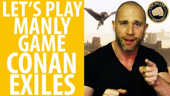 conan exiles let's play miller