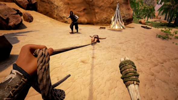 Slavery, serpents and human sacrifices are Conan Exiles' take on the