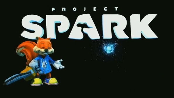 Conker on Project Spark