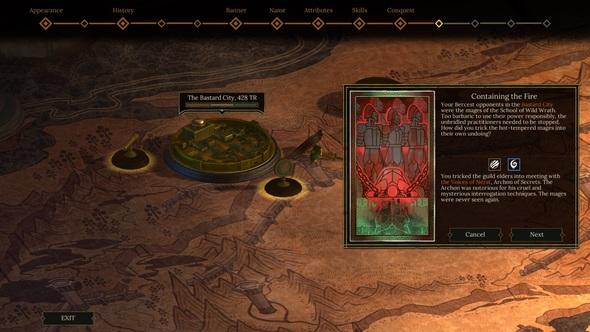 Tyranny Conquest mode