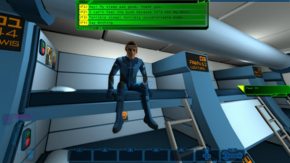 Consortium is having a free weekend on Steam, and you get to keep it if you grab it today