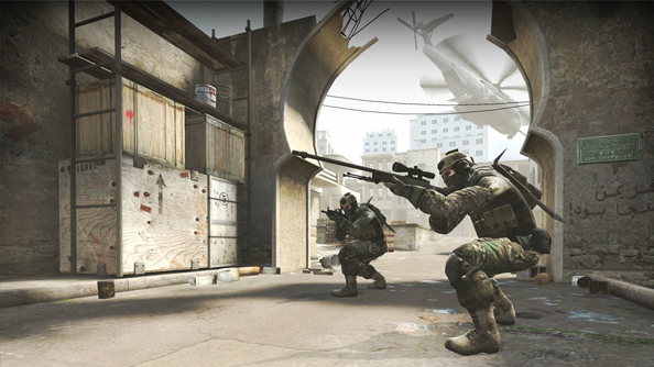 Counter Striker: Global Offensive Arms Deal update causes player numbers to go off like mentos and coke