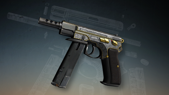 Now uzi it: Valve add Counter-Strike's first ever automatic pistol to Global Offensive