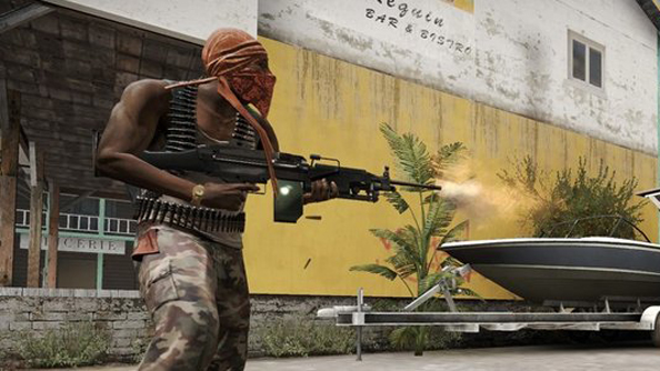 Counter-Strike Global Offensive is one of the best PC games of 2013.