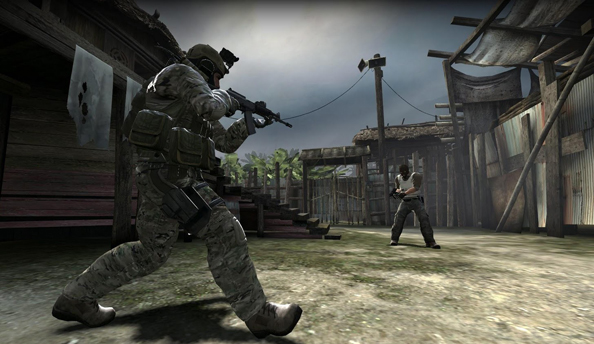 Disarm the bomb and/or terrorise the globe for free this weekend in Counter-Strike: GO