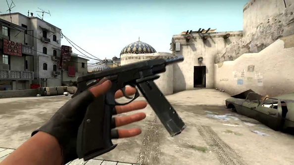 Valve to end the reign of the CZ75-Auto in Counter-Strike: Global Offensive pistol update