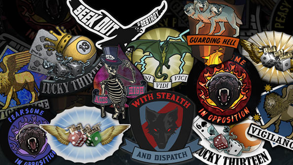 Counter Strike: Global Offensive goes teenage: updated with underarm throws and stickers