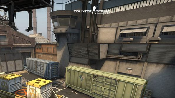"Valve have ""rebuilt"" classic Counter-Strike: Global Offensive map Train"
