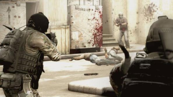 CS:GO Gun Stance