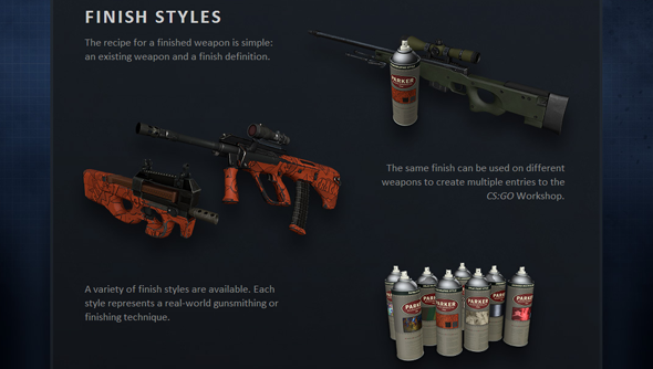 Counter-Strike: Global Offensive Valve