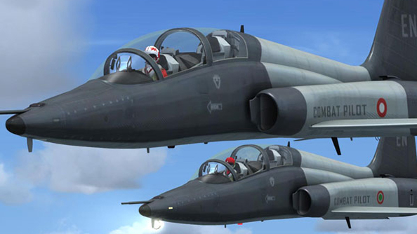 Combat Pilot offers a free 'flight screening' program
