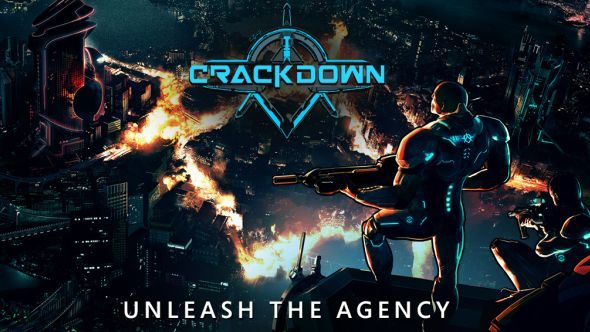 Crackdown 3 e3 2017