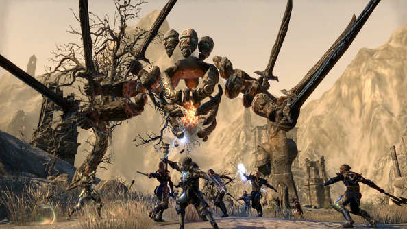The Elder Scrolls Online's first Adventure Zone, Craglorn, has been opened up to the veteran masses