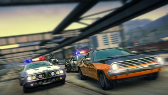 Criterion used to make games about cars. They were rather good at it.