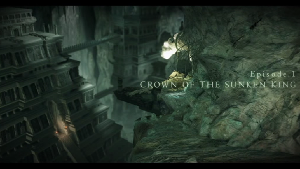 Dark Souls 2 Crown of the Sunken King The Three Crowns e3 2014 From Software