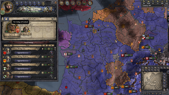 Crusader Kings II: Sons of Abraham Paradox