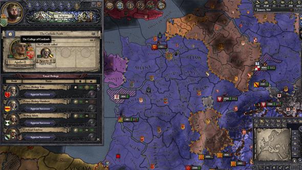 Crusader Kings II: Sons of Abraham Paradox