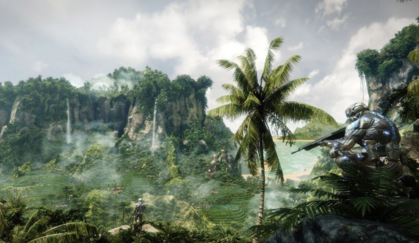 "Crysis 3: The Lost Island DLC sees series return to its ""spiritual roots"""