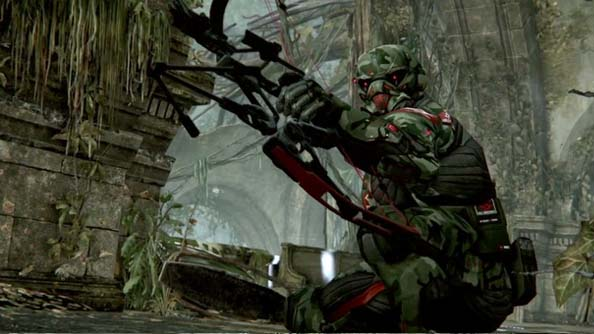 Crysis 3 trailer has nanosuited man kill all the things; open beta date announced