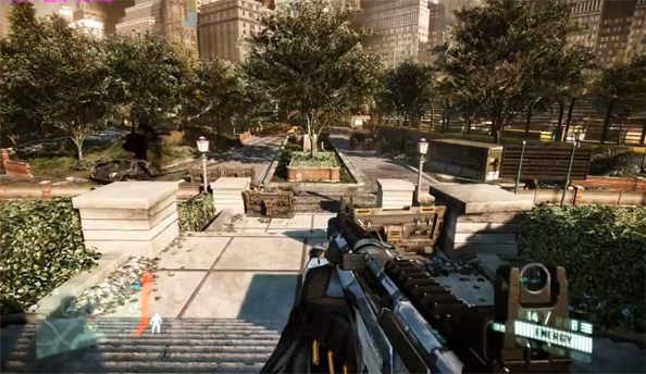 """Crysis 2 texture mod beta will have you ask one more time: """"Can it run Crysis?"""""""