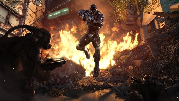 Crysis and Crysis 2 losing multiplayer