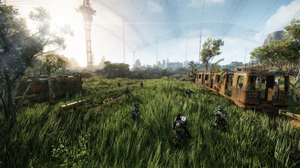 best looking games Crysis 3