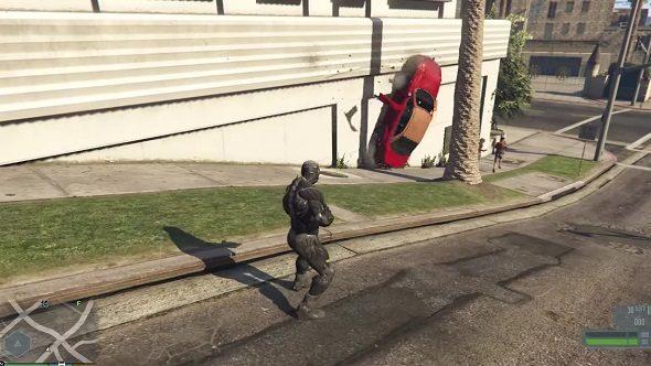 Crysis GTA