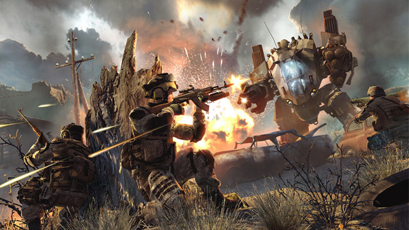 Warface trailer invites you to sign up for the closed beta