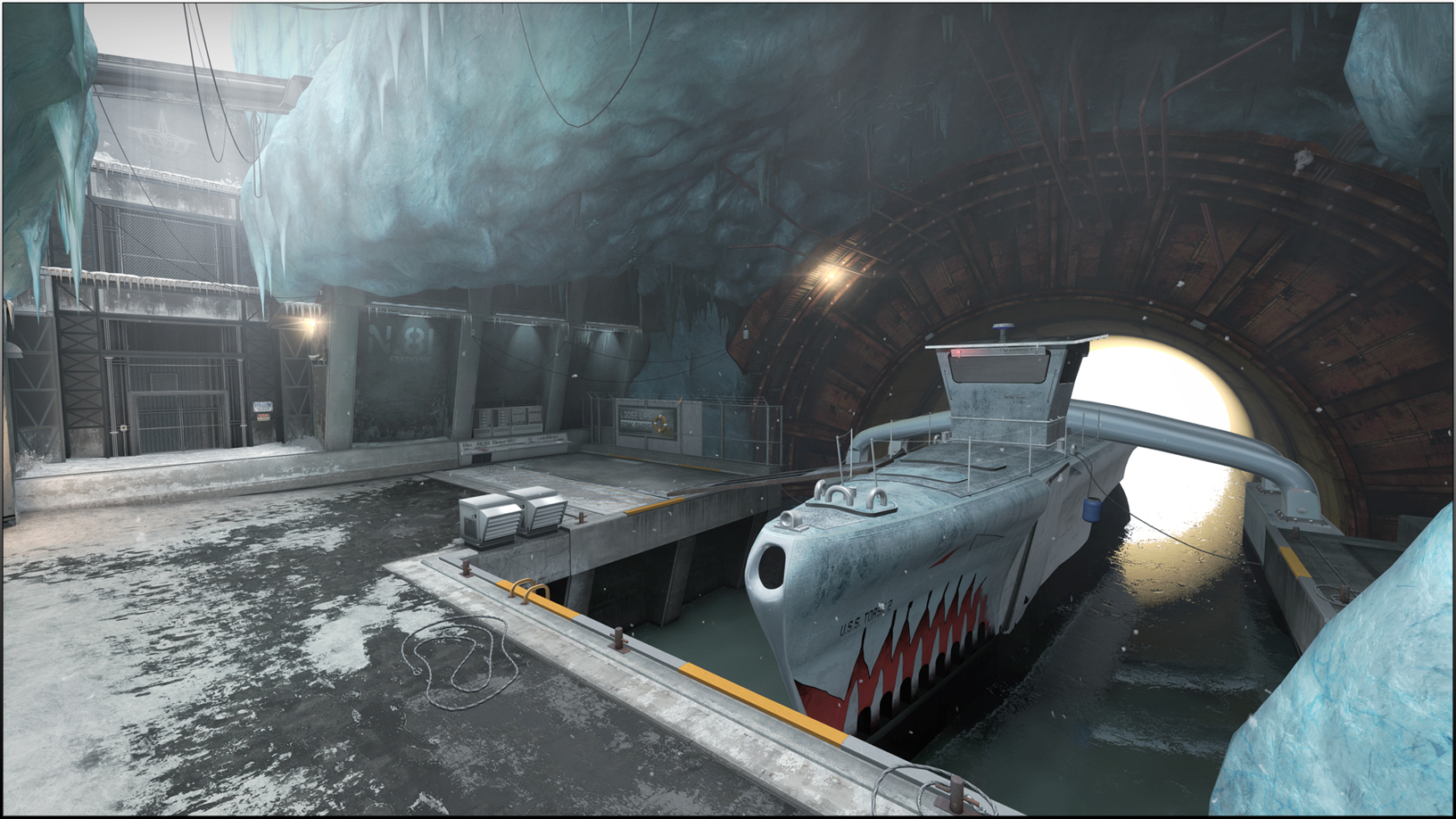 Cache Co Creator Shows Off His New Half Life 3 Inspired Map