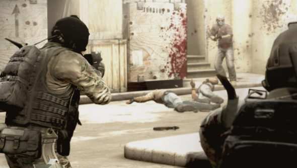 Counter-Strike update introduces Deathmatch, plays with weapon