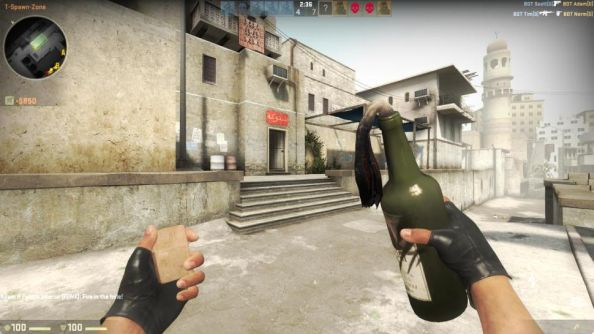 Happy birthday, Counter-Strike: Global Offensive. Have a patch