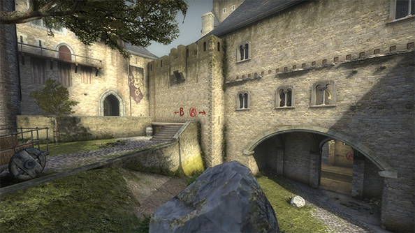 Valve get the builders in to rework Counter-Strike: Global Offensive's Cobblestone