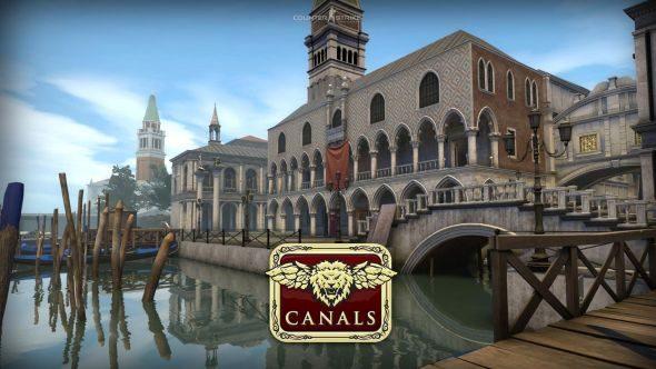 CSGO canals